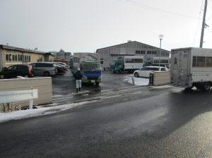 2017年1月3日小鶴事業所